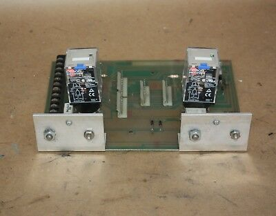 WIA W16-21/1 WIRE FEED FEEDER PANEL issue 1 DBS/82 circuit board PCB - repaired