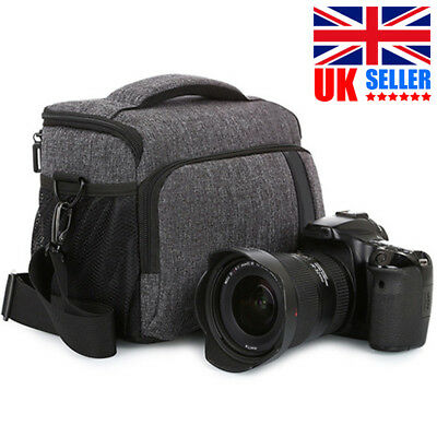 Camera DSLR Shoulder Bag Waterproof Handbag For Canon Nikon Sony Digital Camera