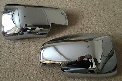 Chrome Full Wing Mirror Covers Grade B Range Rover Sport 05-09 Freelander 2