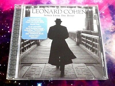 Leonard Cohen - Live -  Songs From The Road - 2010 - CD - Near Mint