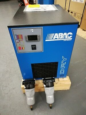 ABAC DRY 45 Refrigerant Compressed Air Dryer Including Filters