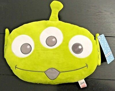 DISNEY TOY STORY ALIEN Cushion Pillow Primark Licensed