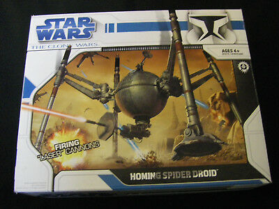 STAR WARS OG-9 HOMING SPIDER DROID    Hasbro