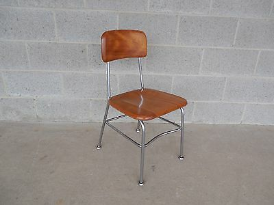 Vintage Mid-Century Heywood Wakefield Student Childs Chair