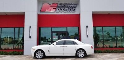 2013 Rolls-Royce Ghost  2013 GHOST - ONLY 10,000  MILES - BEST COLORS - HIGHLY OPTIONED