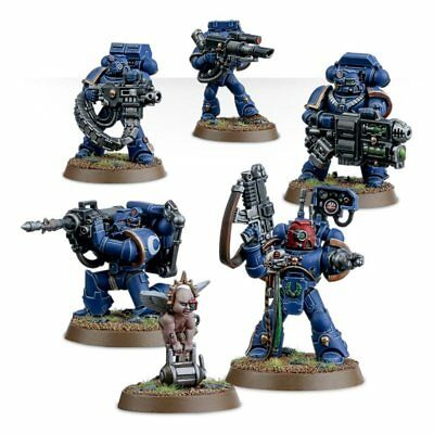 Space Marine Devastator Squad - Warhammer - Producto Oficial Games Workshop