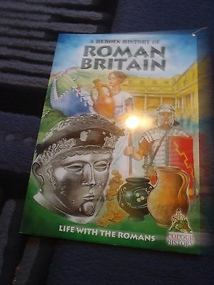 Roman Britain: A Heroes History of by William Webb (Paperback, 2006)