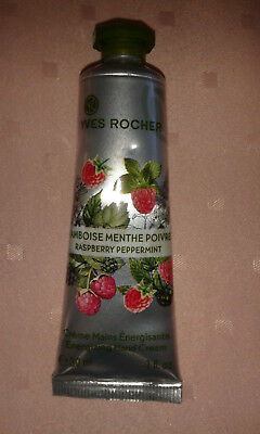 Yves Rocher Handcreme Himbeere Pfefferminze Raspberry Peppermint