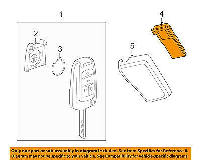 Gm Key Fob Diagram | Wiring Diagram