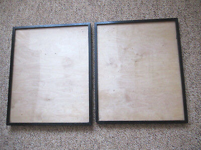Pair Of Decorative Antique Vintage  Portrait Picture / Photo Frames.