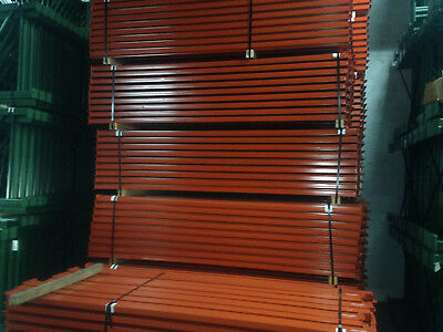 Used and New Pallet Racking Shelving for Warehouse Storage