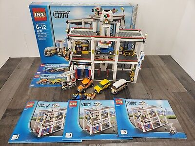Lego City Garage 4207 Sealed Bags No Box 13900 Picclick