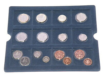 UNCIRCULATED COINS x16 Incl BRUNEL £2 & VICTORIA CROSS 50p COINS - COIN HUNT