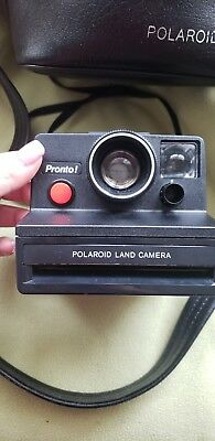 Vintage Polaroid Pronto! Sx-70 Instant Land Camera