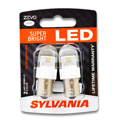 Sylvania ZEVO Front Turn Signal Light Bulb for Rover 2000 3500S 1969-1971  vw
