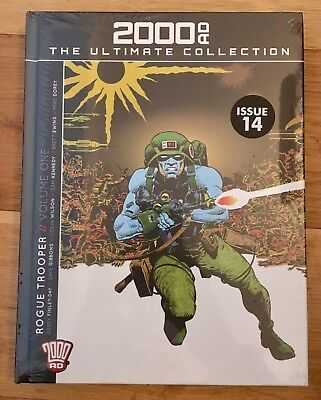 Rogue Trooper Volume 1 - 2000 AD The Ultimate Collection Issue 14 Volume 47