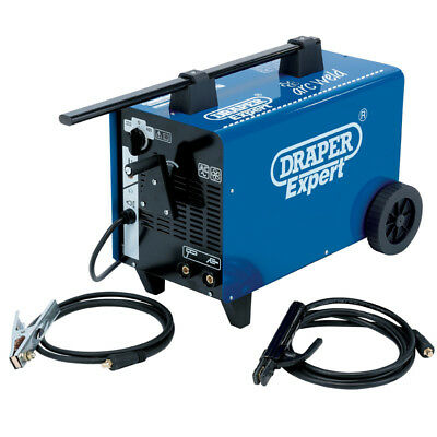Draper DRAPER_05569 Expert 240A 230/400V Turbo Arc Welder FREE POST
