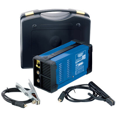 Draper DRAPER_05573 230V ARC/Tig Inverter Welder Kit (165A) FREE POST