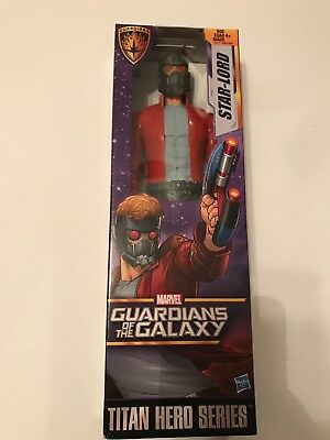 Star-Lord. Guardians Of The Galaxy  Full Size 12 Inch Action Figure