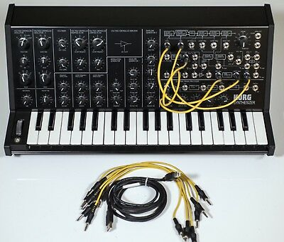 Korg MS20ic Controller, excellent condition, perfect working