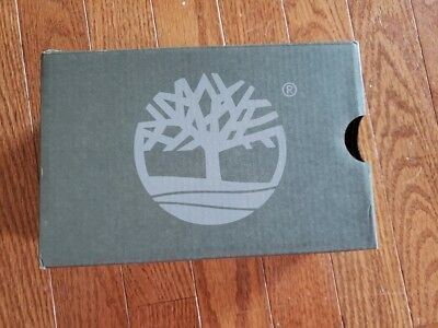 EMPTY Timberland Shoe Box - Toddler Shoes - BOX ONLY