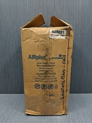 NEW AIRPLUS by STOROPACK 525091 BUBBLE CUSHIONING FILM 16 IN. X 1,950 FT.