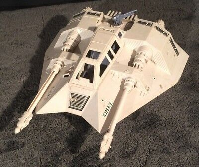 Star Wars Vintage Empire Strikes Back Hoth Snowspeeder
