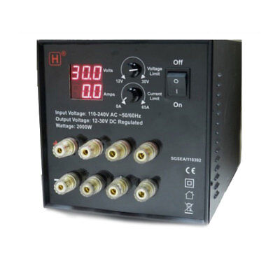 2000W 4 Outputs Power Supply