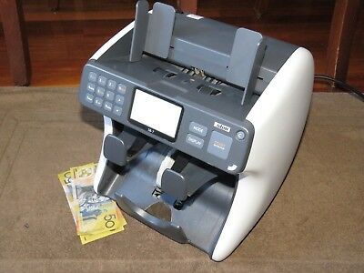 SBM SB-7 Banknote Counting Machine for AUD