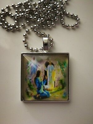 Code 424 Jesus Infused Necklace Confirmation Communion Christmas Birthday Gift