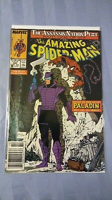 The Amazing Spider-Man #320 (Sep 1989, Marvel)
