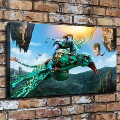 """12""""x22""""Movie Avatar HD Canvas prints Painting Room Home Decor Picture Wall art"""
