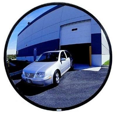 "See All N12 Circular Glass Indoor Convex Security Mirror, 12"" Diameter (Pack of"