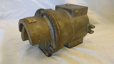 Vintage Flameproof Cast Switch Salvage Reclaimed Industrial Collectable