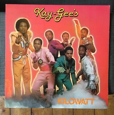 Kay Gee´s  Kilowatt  US  Lp  Disco Funk