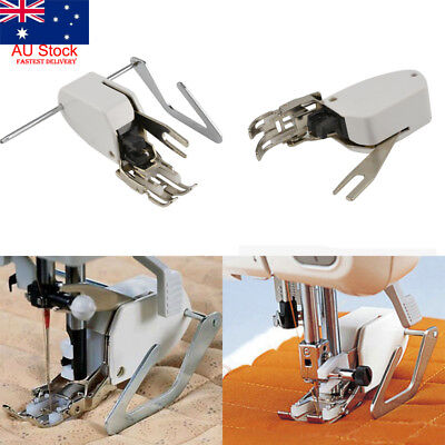 AU Even Feed/Walking Foot Sewing Machine Presser Foot Quilt Guide Singer Tool