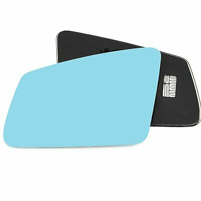 Passenger side Clip Heated Convex wing mirror glass for Mercedes C Class 07-08