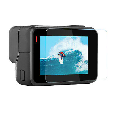For Gopro Hero 5 6 7 Camera Accessories Lens+ Screen Protector Protective Film