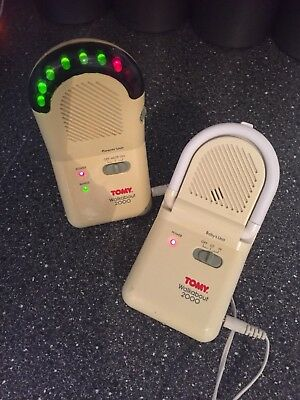 Tomy Baby Monitor. Vintage 1998. Boxed.