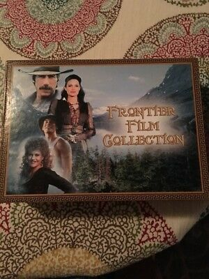 Frontier Film Collection Collectable Box (DVD, 2008)