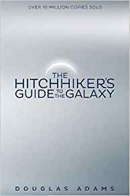 The Hitchhiker's Guide to the Galaxy, New, Adams, Douglas Book