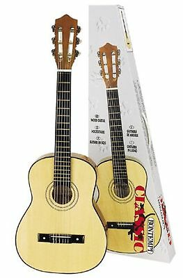 Bontempi 1/2 Size Classic Wooden Children's Guitar