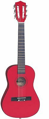 Palma PJROFT Junior Guitar Outfit, Red