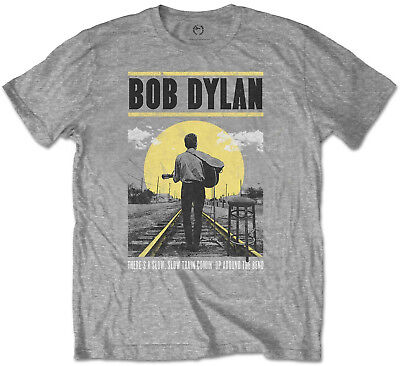 Bob Dylan 'Slow Train' T-Shirt - NEW & OFFICIAL!