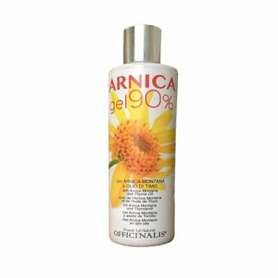 Officinalis Arnica 90% Gel Cavalli 250 Gr Antinfiammatorio,distorsioni