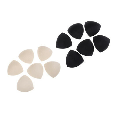 6 Pairs Push Up Bra Pad Insert Bikini Foam Enhancer for Swimsuit Swimwear