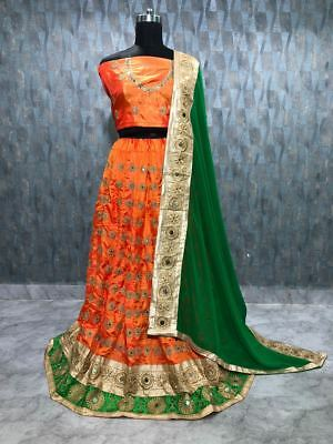 Indian Designer Lehenga Choli Ghagra Lengha Wedding Wear Dresses