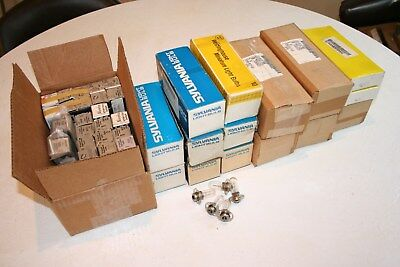 236 BAK Exciter Lamps .75 Amp 4 Volt Projection Bulbs New Old Stock