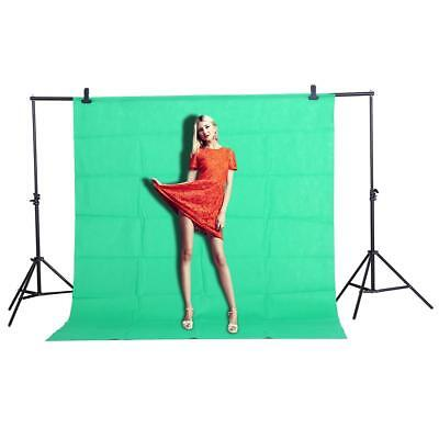 Studio Photography White Green Black Backdrop Background Photo Screen Stand New