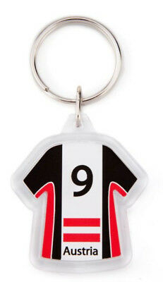 100 units Acrylic 2 sides T-shirt key-ring components CR-X